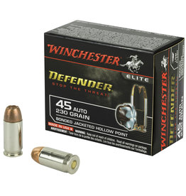 Winchester Winchester - 45acp - 230gr Defender BJHP - 20ct