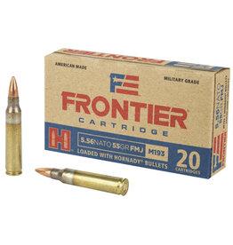 Frontier Cartridge Frontier - 5.56mm - 55gr M193 - 20ct
