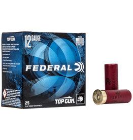 """Federal Federal - Top Gun 12ga 2-3/4"""" 1-1/8oz - #8 - 25ct"""