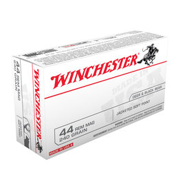 Winchester Winchester - 44 Magnum - 240gr JHP - 50ct