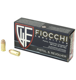 Fiocchi Fiocchi - 380 Auto - 95gr FMJ - 50rd