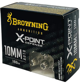 Browning Browning - 10mm - 180gr X-Point - 20ct