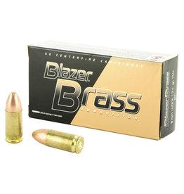 CCI CCI - 9mm - 124gr Blazer Brass - 50ct