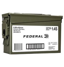 Federal Federal - 5.56mm - 55gr FMJ XM193 - 400rd