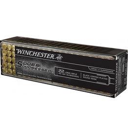 Winchester Winchester - 22LR - 40gr Super Suppressed HP - 100rd