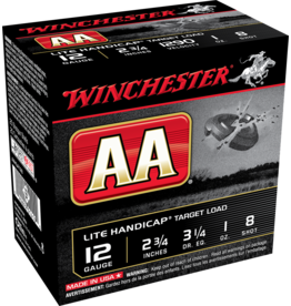 """Winchester Winchester - 12ga - 2.75"""" 1 #8 1290FPS - 250rd"""