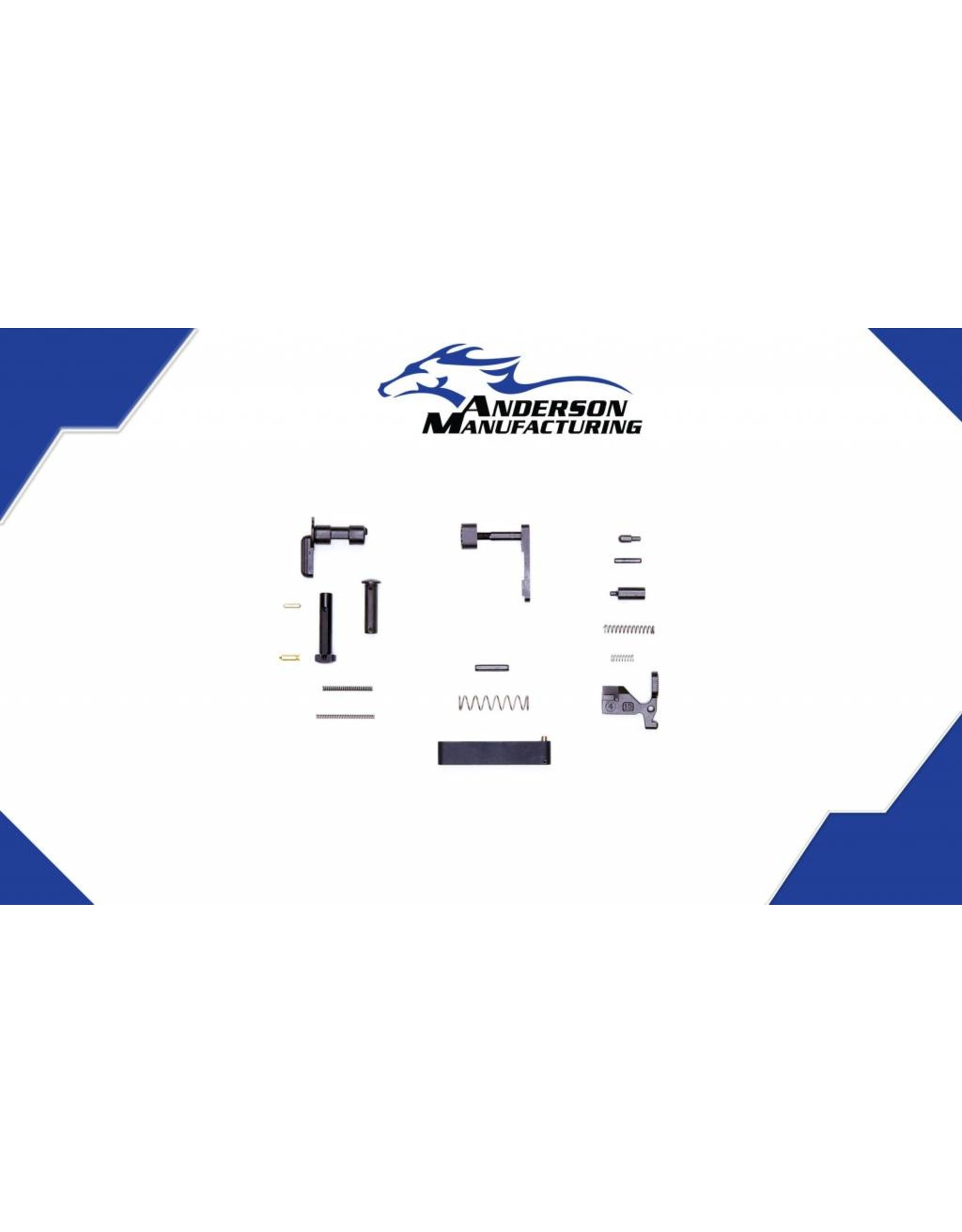 Anderson Manufacturing Lower Parts Kit - No FCG or Grip