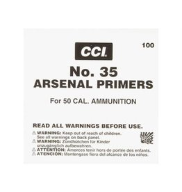 CCI CCI Primers -  50 BMG (#35) 500ct