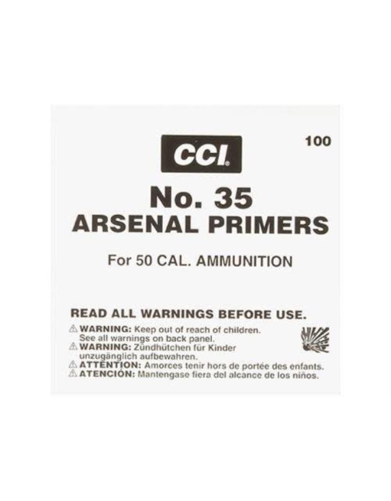 CCI CCI Primers -  50 BMG (#35) 500ct