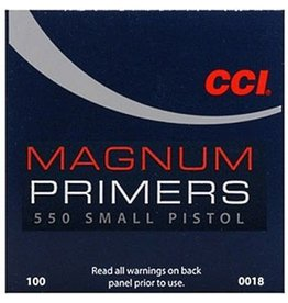 CCI CCI Primers -  Small Pistol Magnum 1000ct