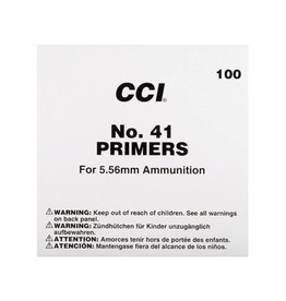 CCI CCI Primers -  5.56mm Military (#41) 1000ct