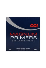 CCI CCI Primers -  Large Pistol Magnum 1000ct