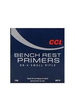 CCI CCI Primers -  Small Rifle Benchrest (BR4) 1000ct