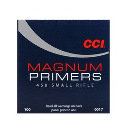 CCI CCI Primers -  Small Rifle Magnum 1000ct