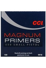 CCI CCI Primers -  Small Pistol Magnum 5000ct