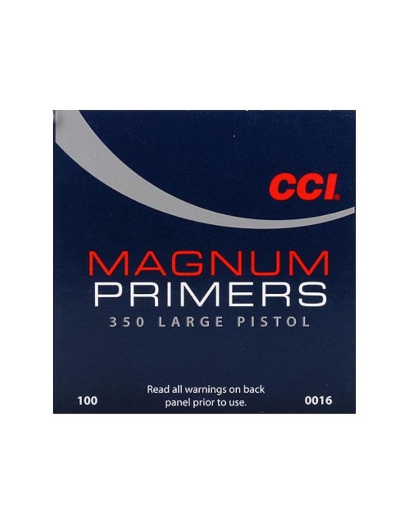 CCI CCI Primers -  Large Pistol Magnum 5000ct