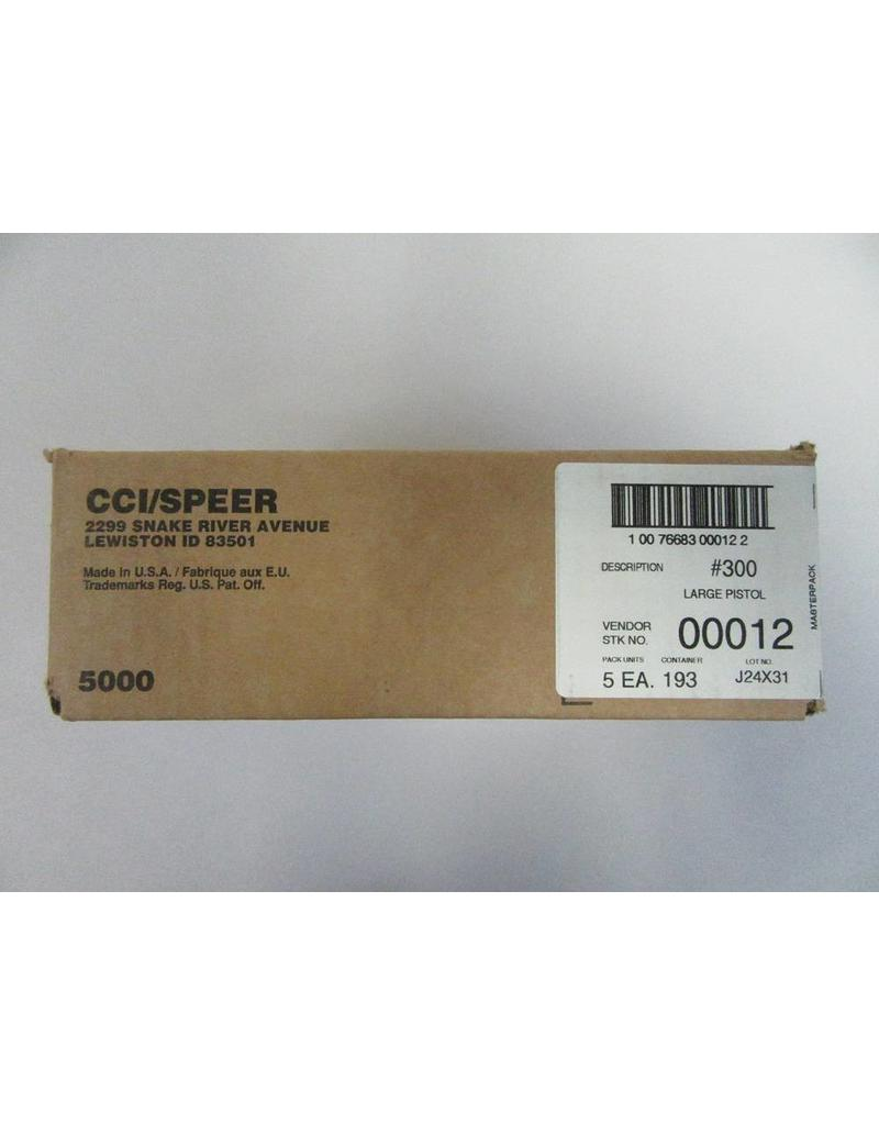 CCI CCI Primers -  Large Pistol 5000ct