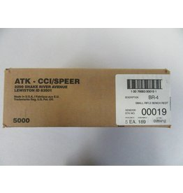 CCI CCI Primers -  Small Rifle Benchrest (BR4) 5000ct