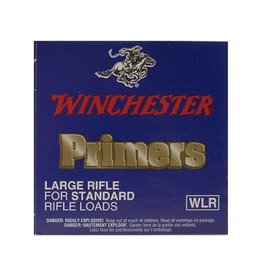 Winchester Winchester Primers -  Large Rifle 1000ct