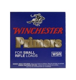 Winchester Winchester Primers -  Small Rifle 1000ct