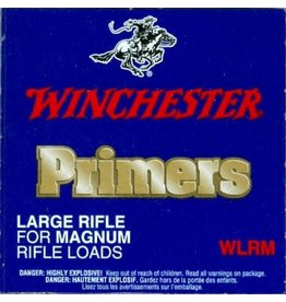 Winchester Winchester Primers -  Large Rifle Magnum 5000ct