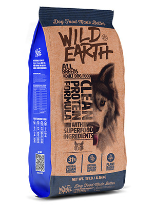 Wild Earth Wild Earth Dog Kibble Clean Protein