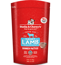Stella & Chewy's Stella & Chewy's Frozen Raw Dog Food Lamb