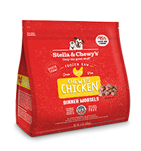 Stella & Chewy's Stella & Chewy's Frozen Raw Dog Food Chicken