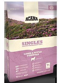 Champion (Orijen & Acana) Champion Acana Kibble Grain Free Dog Food Singles Lamb & Apple