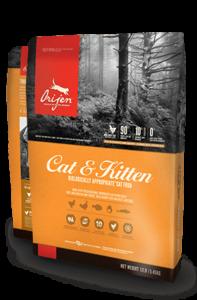 Champion (Orijen & Acana) Champion Orijen Kibble Grain Free Cat Food Cat & Kitten