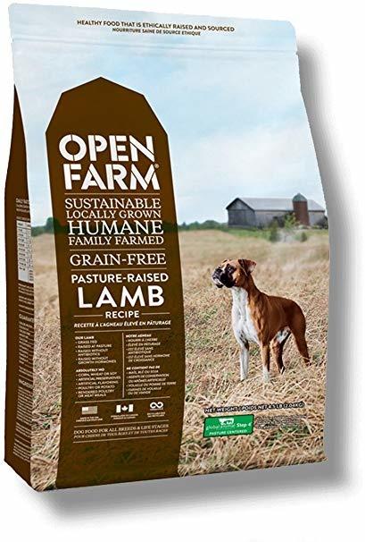 Open Farm Open Farm Kibble Grain Free Dog Food Lamb