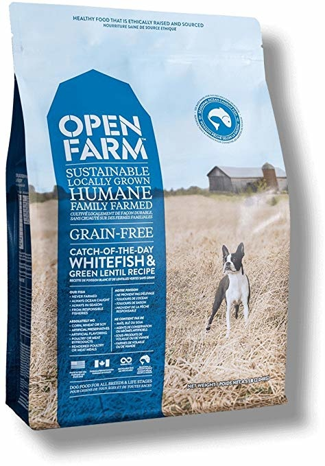 Open Farm Open Farm Kibble Grain Free Dog Food Whitefish