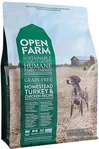 Open Farm Open Farm Kibble Grain Free Dog Food Turkey & Chicken