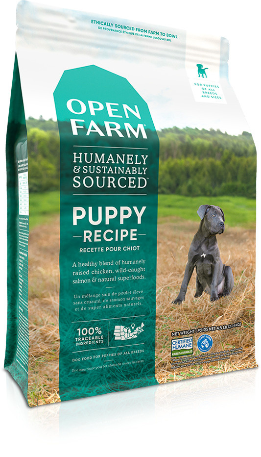 Open Farm Open Farm Kibble Grain Free Dog Food Puppy