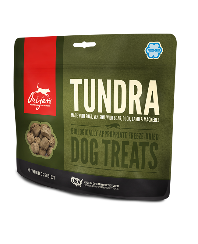 Champion (Orijen & Acana) Champion Orijen Treat Freeze Dried Dog Tundra