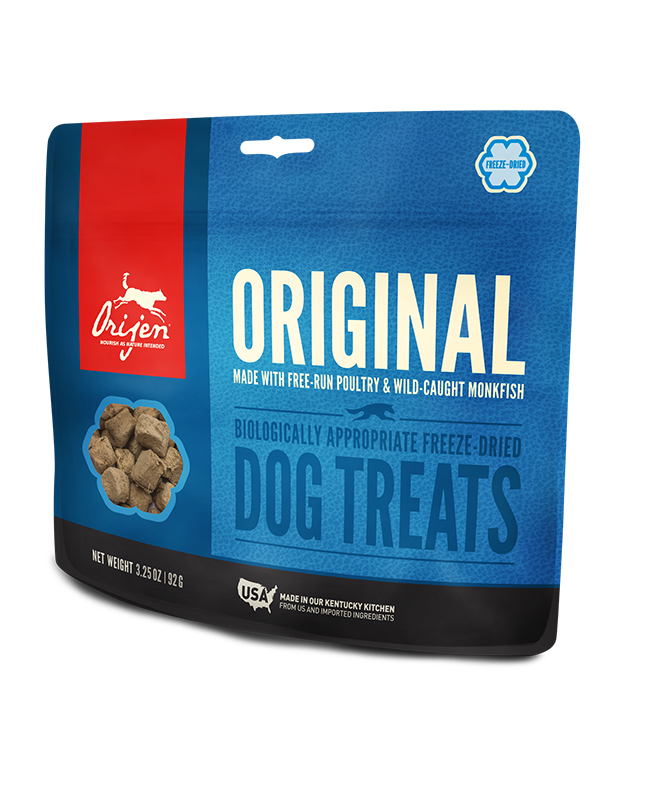 Champion (Orijen & Acana) Champion Orijen Treat Freeze Dried Dog Original