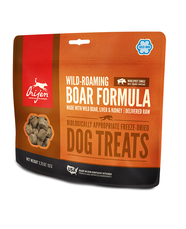 Champion (Orijen & Acana) Champion Orijen Treat Freeze Dried Dog Boar