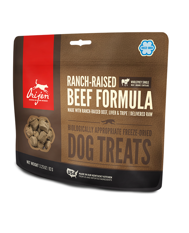 Champion (Orijen & Acana) Champion Orijen Treat Freeze Dried Dog Beef