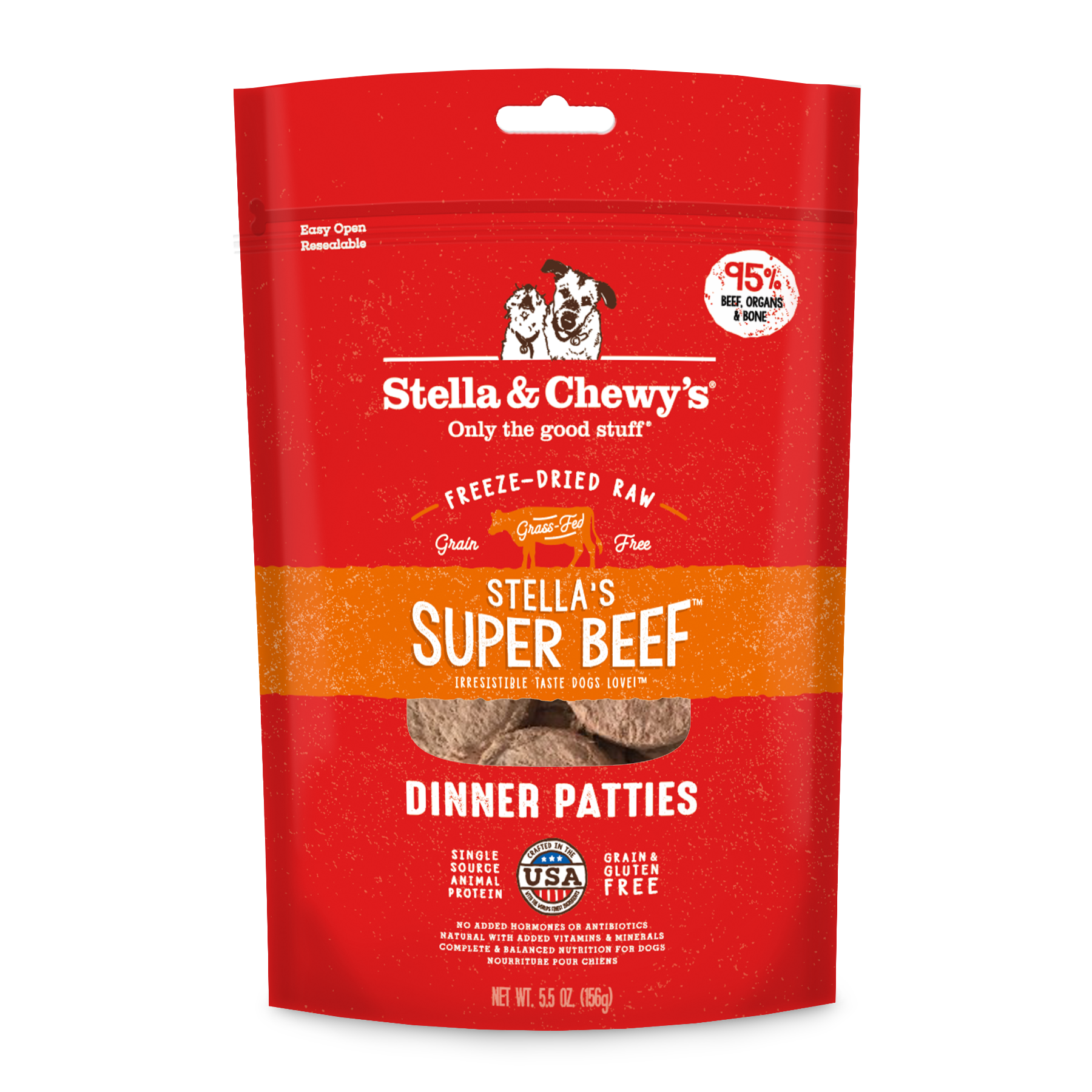 Stella & Chewy's Stella & Chewy's Freeze Dried Dog Food Beef