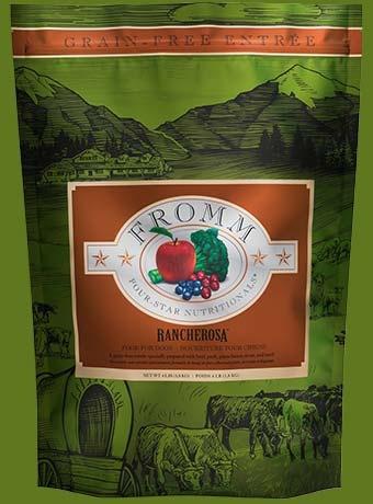 Fromm Fromm Four Star Kibble Grain Free Dog Food Rancherosa