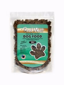 Real Meat Air Dried Dog Food Turkey
