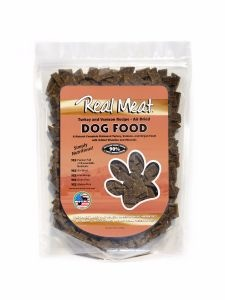 Real Meat Air Dried Dog Food Turkey & Venison