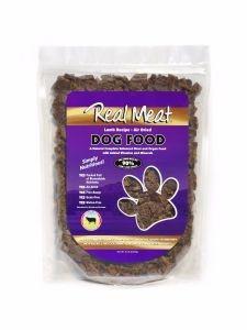 Real Meat Air Dried Dog Food Lamb
