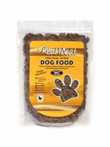 Real Meat Air Dried Dog Food Chicken