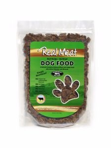Real Meat Air Dried Dog Food Beef
