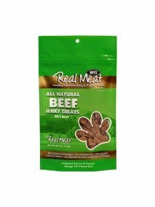 Real Meat Treat Jerky Dog Beef