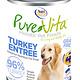 KLN (Pure Vita & NutriSource) KLN Pure Vita Dog Food Can Grain Free 96% Turkey