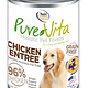 KLN (Pure Vita & NutriSource) KLN Pure Vita Dog Food Can Grain Free 96% Chicken