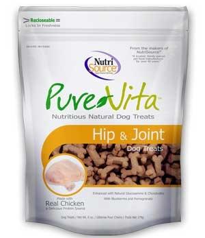 KLN (Pure Vita & NutriSource) KLN Pure Vita Treats Dog Soft 6oz