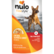 Nulo Nulo Freestyle Dog Food Pouch Grain Free Chicken Salmon Carrot
